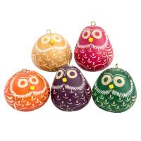 DGR215P Island Owls mini - Assorted Colors