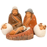FVN115M Nativity & Two Sheep