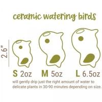 Watering Bird Large - Mix