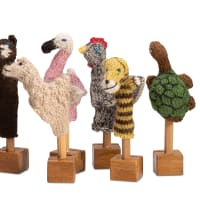 Alpaca Animal Mix  (sold in 100's)