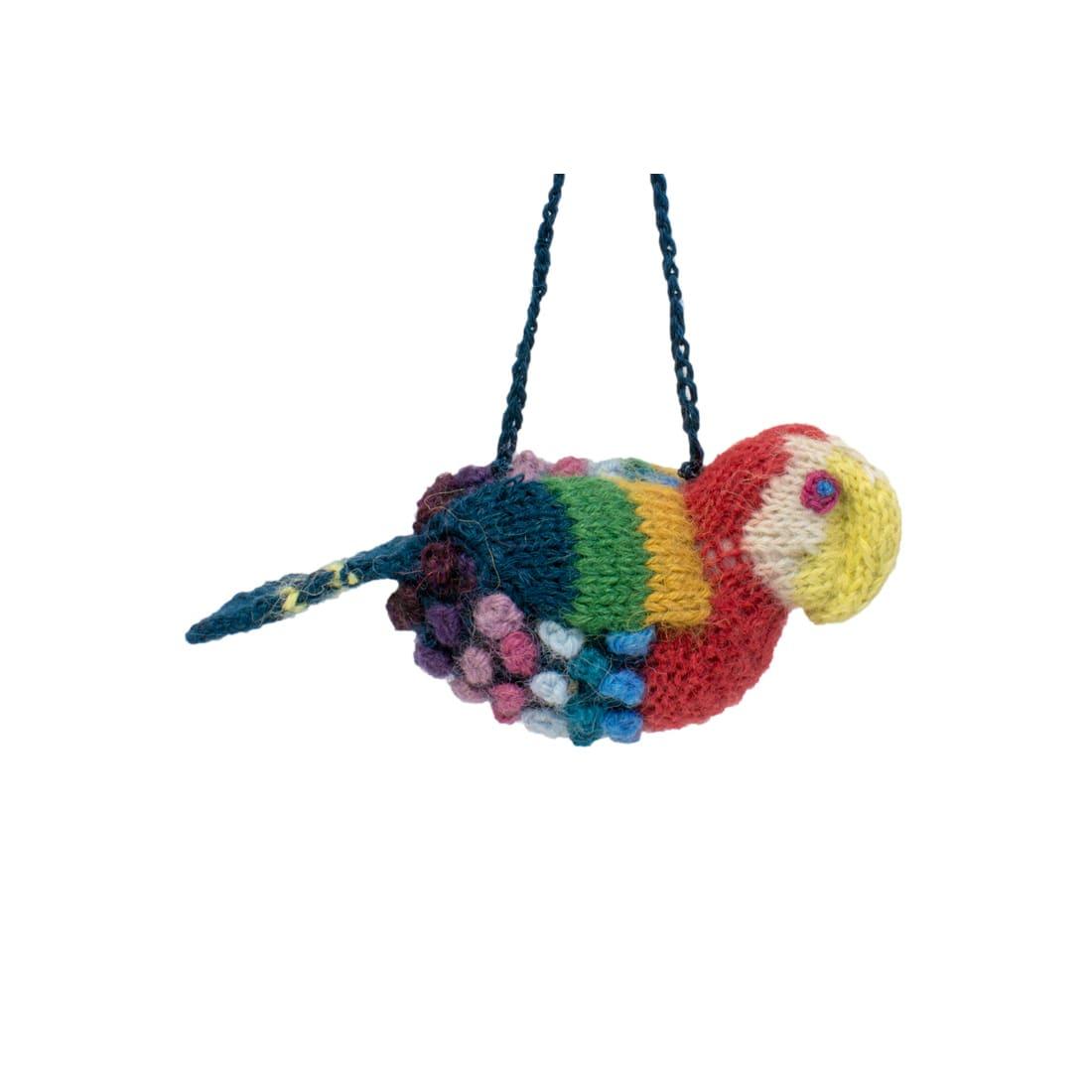 CRK072A Macaw
