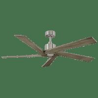 Aspen 56 - Brushed Steel