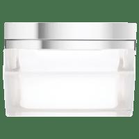 Boxie Small Flush Mount Small Chrome 2700K 90 CRI led 2700k 120v