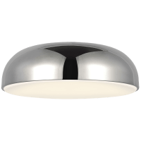 Kosa 13 Ceiling Polished Nickel 3000K 90 CRI integrated led 90 CRI 3000k 120v (t24)