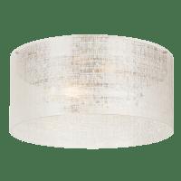Vetra Flush Linen Satin Nickel 2700K 90 CRI LED 90 CRI 2700k 120v