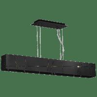Crossroads Linear Suspension steel 3000K 80 CRI led 3000v 120v