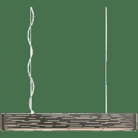 Revel Linear Suspension Antique Bronze Metal 3000K 90 CRI led 90 CRI 3000k 120v