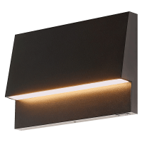 Krysen Outdoor Wall/Step Light bronze 2700K/3000K Selectable 90 CRI 120V