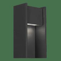 Zur 18 Outdoor Wall Bronze 2700K 90 CRI In-Line Fuse