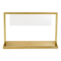 Everett Table Lamp natural Brass 2700K 90 CRI LED 90 cri 2700k 120v