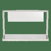 Everett Table Lamp Polished Nickel 2700K 90 CRI LED 90 cri 2700k 120v