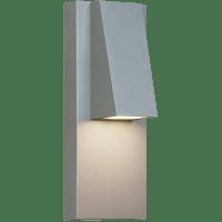 Peak Outdoor Wall silver 3000K-2200K 90 CRI LED 90 CRI 3000k-2200k 120v