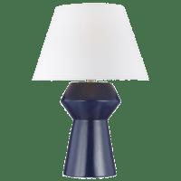 Abaco Inverted Table Lamp Indigo Bulbs Inc