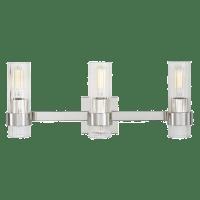 Geneva 3 - Light Vanity Polished Nickel