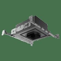 "3"" ELEMENT New Construction Adjustable Round Flanged Housing LED 2700K 90 CRI, 15, High Output"