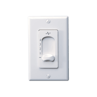 4 - Speed Wall Control White