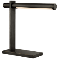 Axis Desk Lamp in Bronze