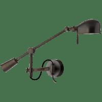 RL '67 Boom Arm Wall Lamp in Bronze