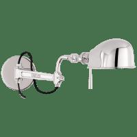 RL '67 Swing Arm Wall Lamp in Polished Nickel