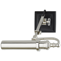 Academy Map Light in Polished Nickel