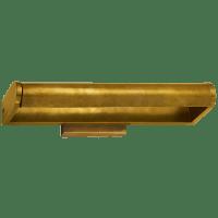 "David 18"" Art Light in Hand-Rubbed Antique Brass"