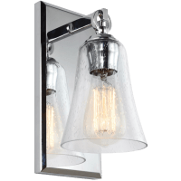 Monterro 1 - Light Sconce Chrome