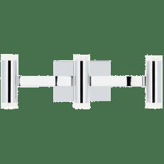 Dobson II 3-Light Bath 3-Lite Standard chrome 3000K 90 CRI led 90 cri 3000k 120v