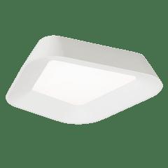 Rhonan Flush Mount matte white / white 3000K 90 CRI led 90 cri 3000k 120v