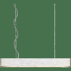 Revel Linear Suspension Gloss White 3000K 80 CRI led 80 cri 3000k 120v
