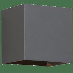 Vex 5 Outdoor Wall Charcoal 2700K 90 CRI