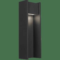 Zur 24 Outdoor Wall black 3000K 90 CRI