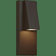Peak Outdoor Wall bronze 3000K-2200K 90 CRI led 90 cri 3000k-2200k 120v