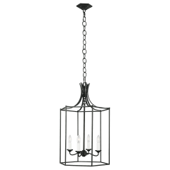 Bantry House Medium Lantern Smith Steel