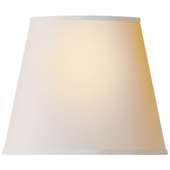 """4"""" x 6"""" x 5"""" Natural Paper Candle Clip Shade"""