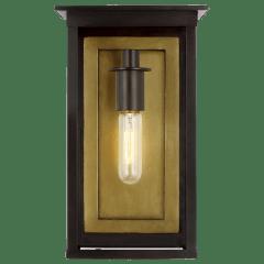 Freeport Medium Outdoor Wall Lantern Heritage Copper