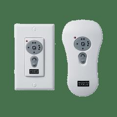 ReversibleWall/Hand-HeldRemoteTransmitterAccessory White