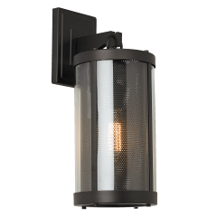 Bluffton Large Outdoor Sconce Oil Rubbed Bronze