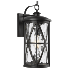 Millbrooke Medium Lantern Antique Bronze
