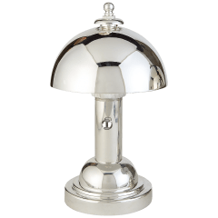 Totie Task Lamp in Polished Nickel