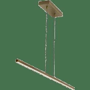 Essence Linear Suspension aged brass 3000K 90 CRI integrated led 90 cri 3000k 120v