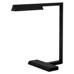 Dessau 16 Table Lamp 16 nightshade Black 2700K 90 CRI integrated led 90 cri 2700k 120v