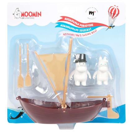 Moomin Moominpappa's Sailing Boat