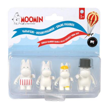 Moomin Moomin Family Figures