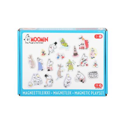 Moomin Magnetic Playset