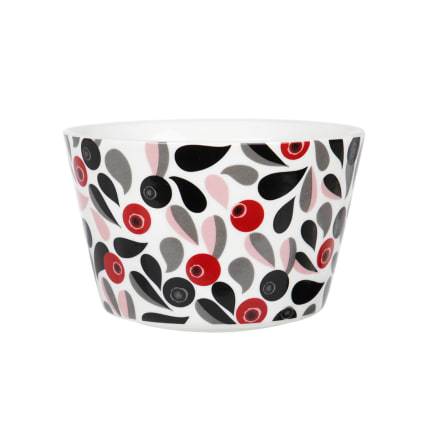 Koti Berry Field Bowl 3,5 dl red