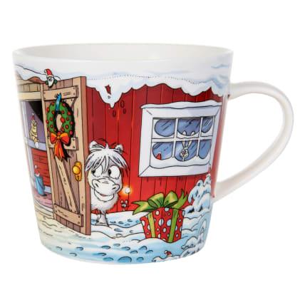 Lena Furberg Bandit's Christmas Mug