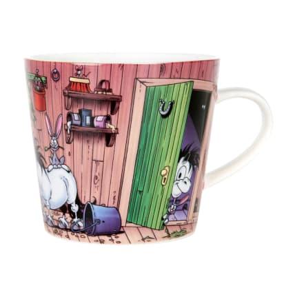 Lena Furberg Snacking Bandit Mug