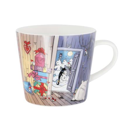 Lena Furberg Bandit's Christmas Stable Mug