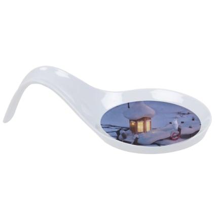 Moomin Animation Spoon Rest 'Winter'