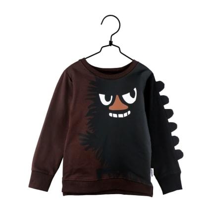Moomin Stinky Sweatshirt brown